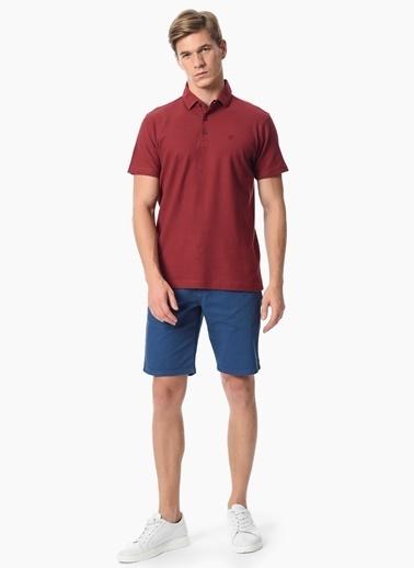 George Hogg Polo Yaka Tişört Kırmızı